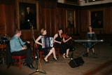 FiddlersWreck Ceilidh Band at Durham Castle